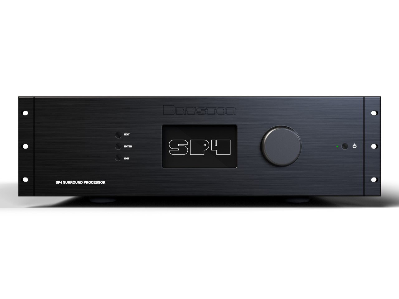 Surround Yourself with Quality Audio: Bryston SP4 - The Sound